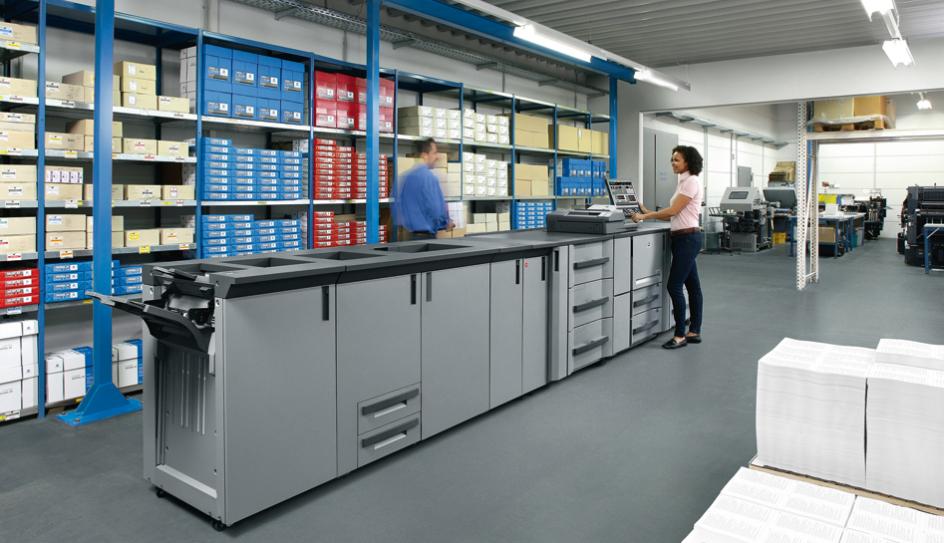 Para los proveedores de impresión que exigen mayor calidad, la productividad y escalabilidad