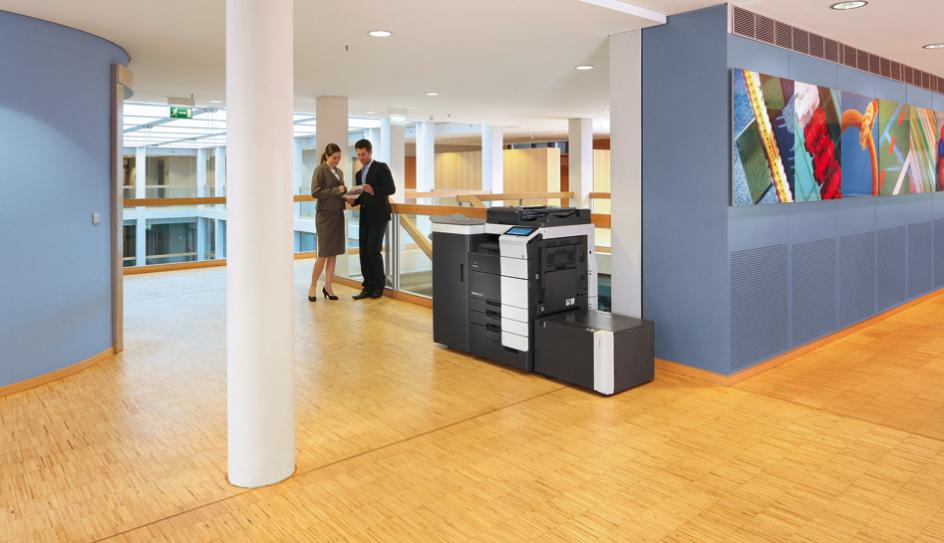 Maximiza su negocio con funcionalidad de vanguardia y soluciones con nuestros Sistemas multifuncionales de alto nivel para uso de su oficina
