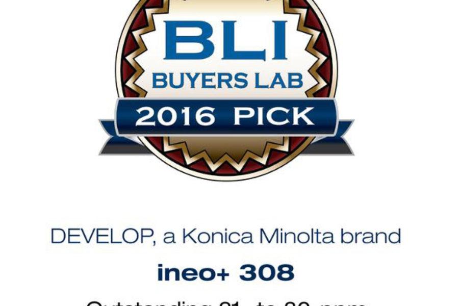 Premios verano 2016 de BLI para ineo + 308